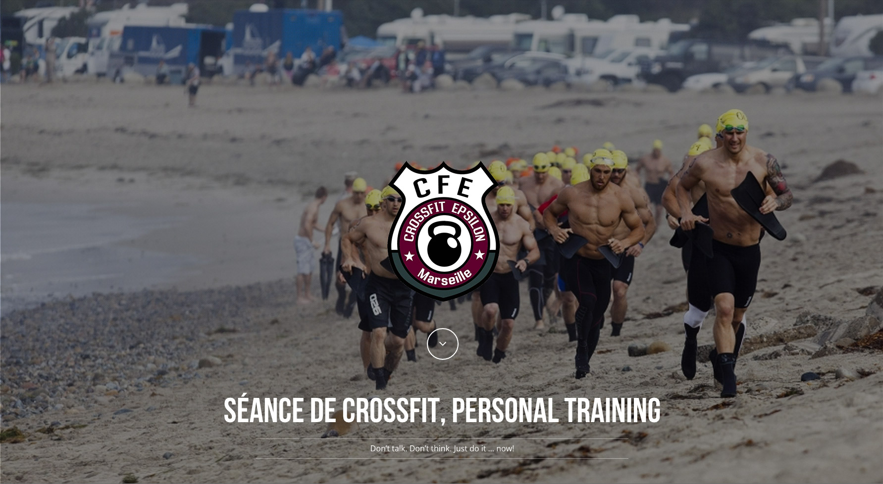 site web Crossfit Epsilon